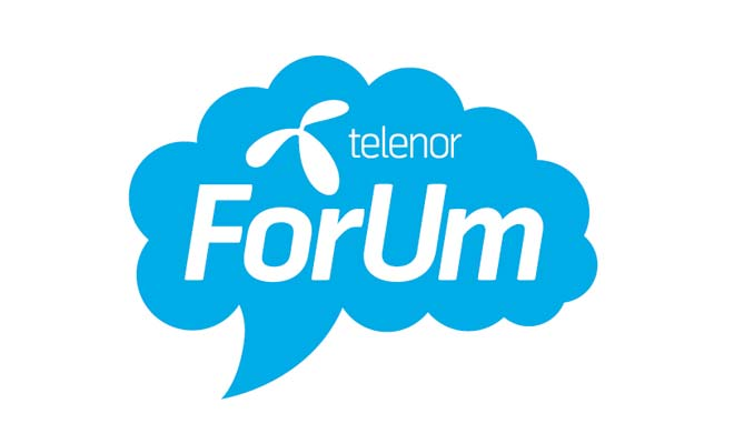 Telenor-ForUm-logo