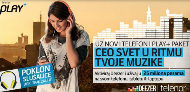 Telenor Deezer