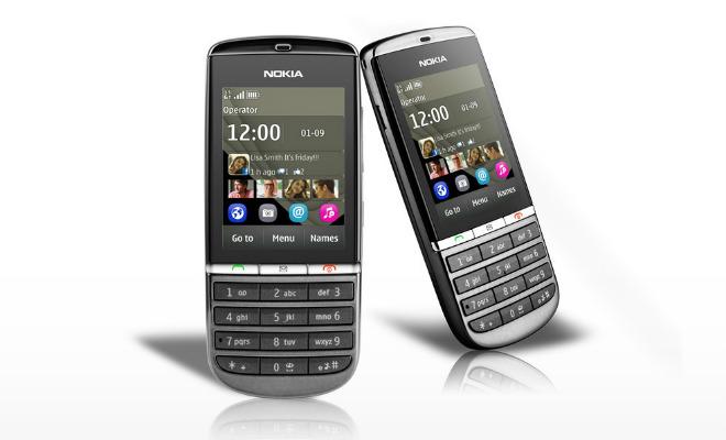 nokia asha 300 telefon