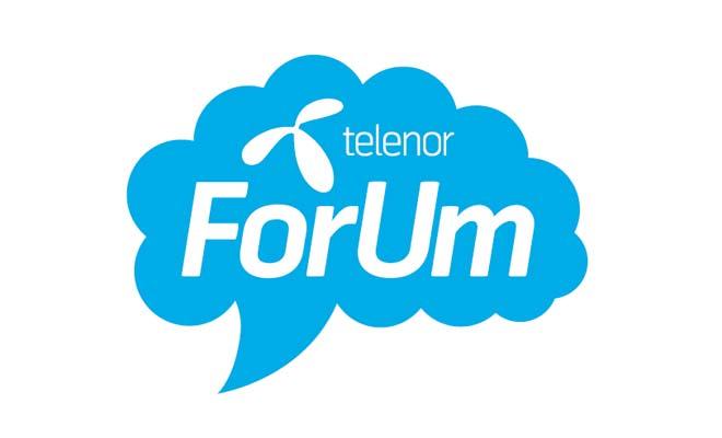 Telenor-ForUm-logo